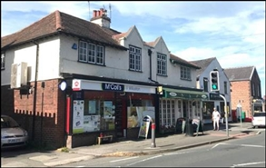 468 SF High Street Shop for Rent  |  5 Neston Road, Willaston, CH64 2TE