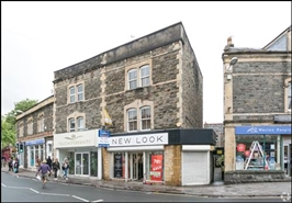 1,281 SF High Street Shop for Sale  |  15 The Triangle, Clevedon, BS21 6NQ