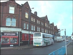 1,288 SF High Street Shop for Rent  |  Dresden House, Stoke On Trent, ST3 2PD