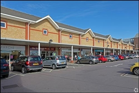 2,949 SF High Street Shop for Rent  |  Unit 5, Dukes Walk Shopping Centre, Waterlooville, PO7 7HS