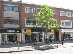 1,312 SF High Street Shop for Rent  |  167-168 Sidwell Street, Exeter, EX4 6RH