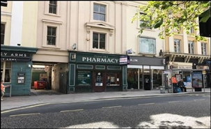 719 SF High Street Shop for Rent  |  22 Lancaster Road, Preston, PR1 1DA