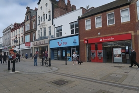 1,165 SF High Street Shop for Rent  |  48 King Street, South Shields, NE33 1HZ