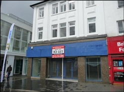 1,600 SF High Street Shop for Rent  |  223 - 225 High Street, West Bromwich, B70 7QZ