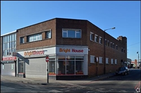 3,747 SF High Street Shop for Rent  |  137 - 141 High Street, Walsall, WS3 3LE