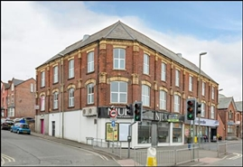 1,450 SF High Street Shop for Rent  |  Unit 1, Chesterfield, S40 1AZ