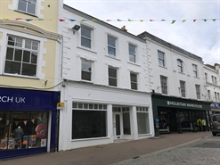 1,952 SF High Street Shop for Rent  |  51 Market Street, Falmouth, TR11 3AB