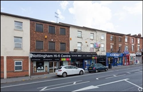 417 SF High Street Shop for Rent  |  114 Alfreton Road, Nottingham, NG7 3NR