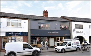 2,121 SF High Street Shop  |  169 - 171 Nantwich Road, Crewe, CW2 6DF