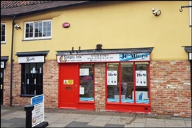 749 SF High Street Shop for Rent  |  Unit 2 White Hart Yard, Newark On Trent, NG24 1DX