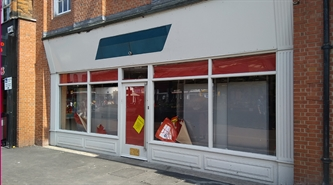 936 SF High Street Shop for Rent  |  65 Market Place, Leicester, LE1 5EL
