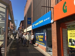 919 SF High Street Shop for Rent  |  31 Bedford Street, The Beacon Shopping Centre, North Shields, NE29 6QA
