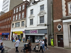 1,604 SF High Street Shop for Rent  |  63 Sandgate Road, Folkestone, CT20 1RY