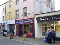 1,468 SF High Street Shop for Sale  |  26 Pool Street, Caernarfon, LL55 2AB