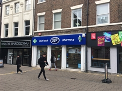 1,299 SF High Street Shop for Rent  |  Saville Chambers, Newcastle Upon Tyne, NE1 8JE