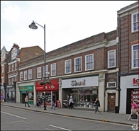 1,120 SF High Street Shop for Rent  |  32 - 38 Church Street, Enfield, EN2 6BA