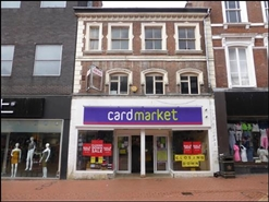 1,423 SF High Street Shop for Rent  |  25 Hope Street, Wrexham, LL11 1BD