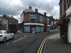 590 SF High Street Shop for Rent  |  15 Fishergate, Ripon, HG4 1EA