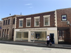 593 SF High Street Shop for Rent  |  15-17 Castle Street, Macclesfield, SK11 6AF