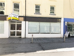 265 SF High Street Shop for Rent  |  21 Fleet Street, Torquay, TQ1 1DB