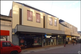 877 SF Shopping Centre Unit for Rent  |  Rowland Hill Shopping Centre, Kidderminster, DY10 1DE
