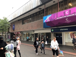 806 SF Shopping Centre Unit for Rent  |  86 Linthorpe Road, Middlesbrough, TS1 2JZ