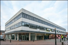 920 SF High Street Shop for Rent  |  6 Princes Street, Stafford, ST16 2BN