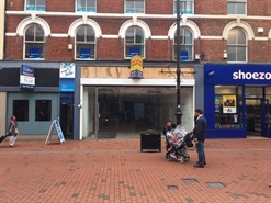 1,495 SF High Street Shop for Rent  |  87 Broad Street, Reading, RG1 2AP
