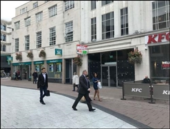 3,497 SF High Street Shop for Rent  |  125 Queen Street, Cardiff, CF10 2BJ