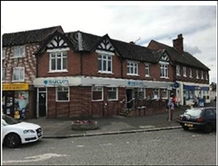 1,500 SF High Street Shop for Rent  |  Crown Bridge, Stafford, ST19 5AE