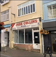345 SF High Street Shop for Rent  |  71 Causewayhead, Penzance, TR18 2SR