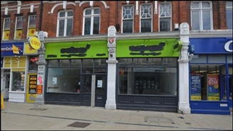 1,067 SF High Street Shop for Rent  |  12 - 14 George Street, Croydon, CR0 1PA
