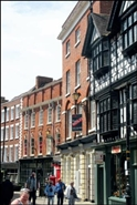 1,256 SF High Street Shop for Rent  |  Princess House, Shrewsbury, SY1 1JZ