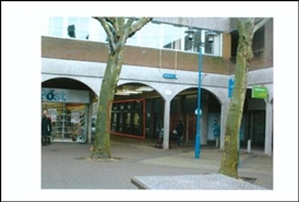 1,608 SF Shopping Centre Unit for Rent  |  Crown Glass Shopping Centre, Bristol, BS48 1RS