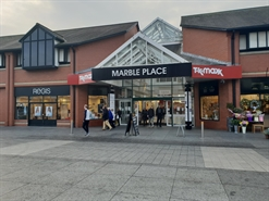 921 SF Shopping Centre Unit for Rent  |  Unit 12, Marble Place Shopping Centre, Southport, PR8 1DF
