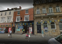 1,863 SF High Street Shop for Rent  |  59 Saturday Market, Beverley, HU17 8AQ
