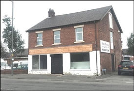 842 SF High Street Shop for Rent  |  308 Station Road, Preston, PR5 6EH