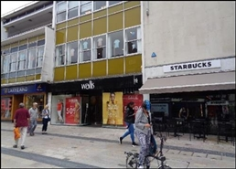 1,960 SF High Street Shop for Rent  |  23 Market Square, Bromley, BR1 1NA