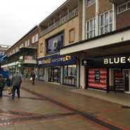 9,693 SF High Street Shop for Rent  |  40-42 Corporation Street, Corby, NN17 1NH