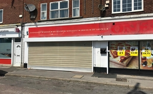 High Street Shop for Rent  |  447 Millbrook Road West, Southampton, SO15 0HX