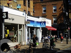 841 SF High Street Shop for Rent  |  286 Chiswick High Road, London, W4 1PA