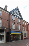 700 SF High Street Shop for Rent  |  38 Market Street, Tamworth, B79 7LR