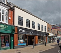 1,892 SF High Street Shop for Rent  |  11 - 13 Silver Street, Bedford, MK40 1SY