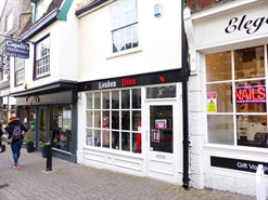 453 SF High Street Shop for Rent  |  8 Dial Lane, Ipswich, IP1 1DL