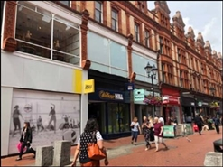 759 SF High Street Shop for Rent  |  31 Queen Victoria Street, Reading, RG1 1SY