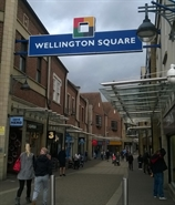 1,854 SF Shopping Centre Unit for Rent  |  Unit 10 Wellington Square Shopping Centre, Stockton on Tees, TS18 1RG
