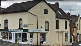1,230 SF High Street Shop for Sale  |  1 & 2 Upper Galdeford and 2 Lower Galdeford, Ludlow, SY8 1QB