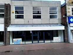 1,720 SF High Street Shop for Rent  |  13A Bank Street, Newquay, TR7 1GD