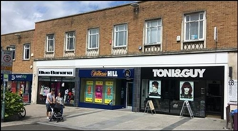 1,048 SF High Street Shop for Rent  |  16 Cornwall Street, Plymouth, PL1 1LP