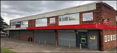 3,190 SF High Street Shop for Rent  |  7 Salters Road, Walsall, WS9 9JD